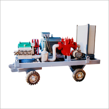High Pressure Water Jet Cleaning Machine