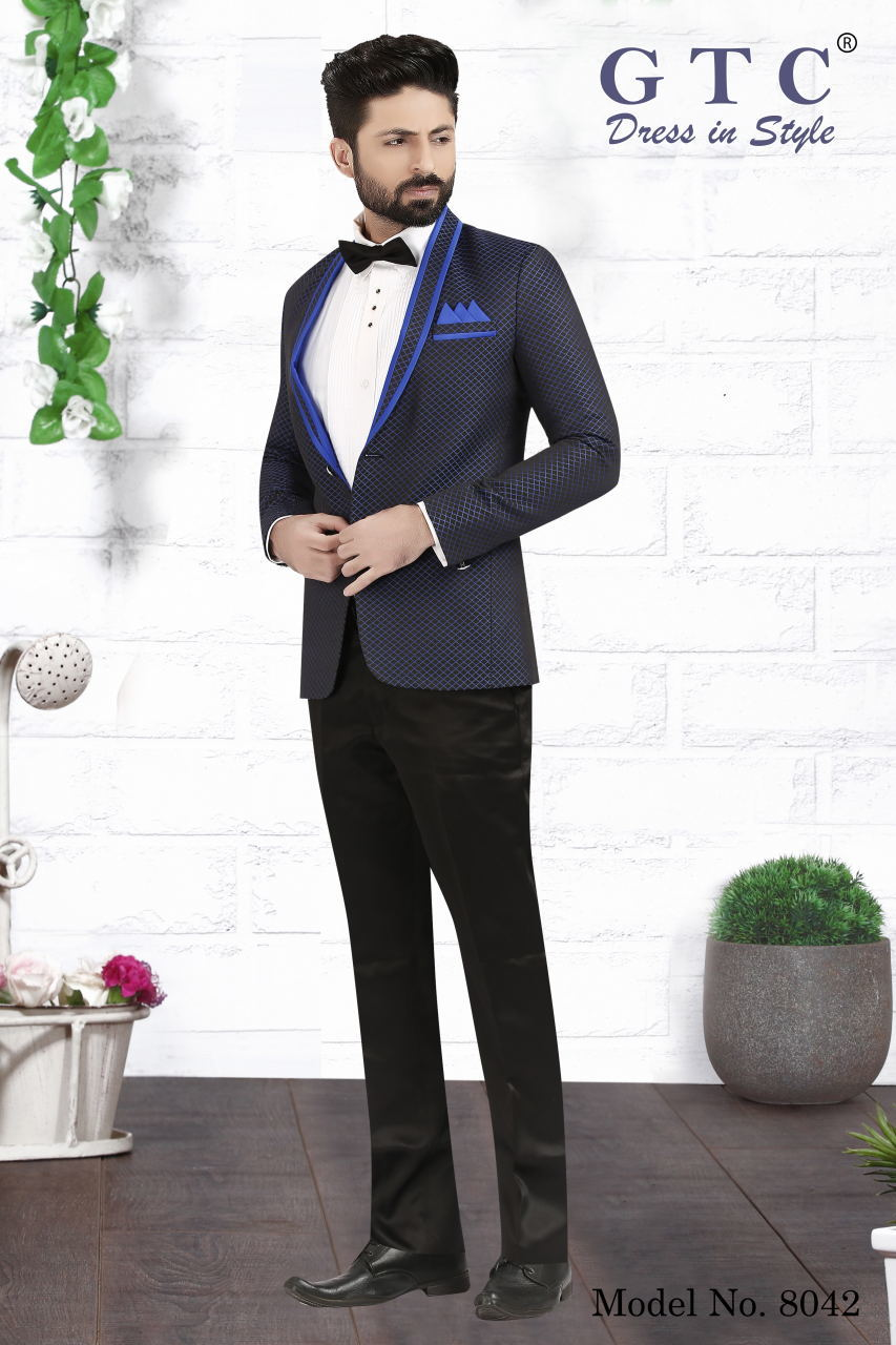 8042 DESIGNER MEN SUIT