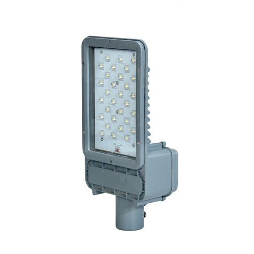 24W 2 in 1 Solar LED Street Light