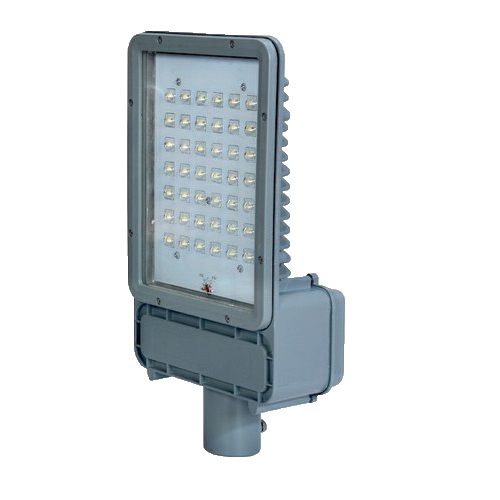 30W 2 in 1 Solar LED Street Light