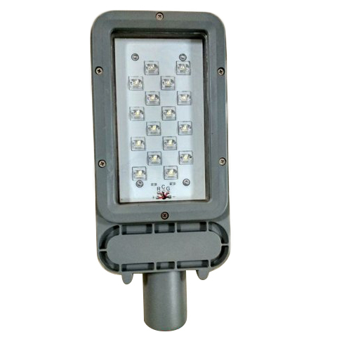 12W 2 in 1 Solar LED Street Light