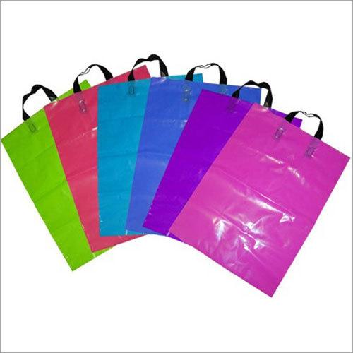 Loop Handle Poly Bag