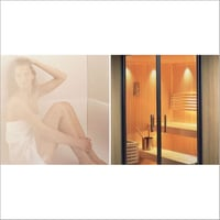 Steam Sauna Shower Glass Cabin