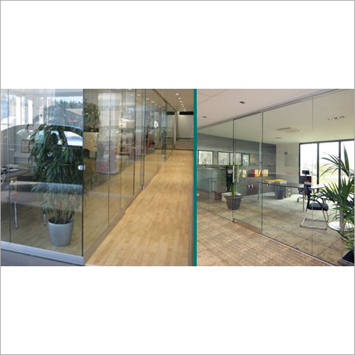 Glass Frameless Doors
