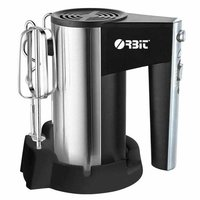Electric Stainless Steel 300-watt Hand Mixer