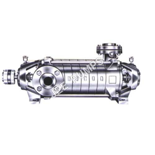 High-Pressure Centrifugal Multistage Pump