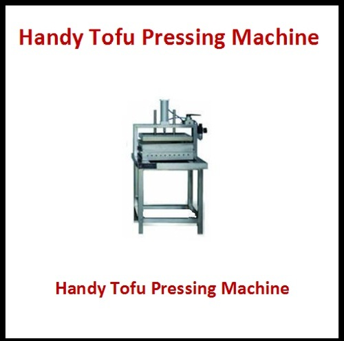 Handy Tofu Pressing Machine Y-1