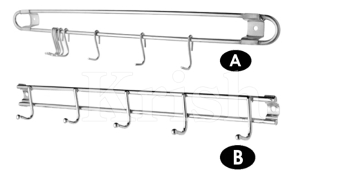 Wall Mount Kitchen Tool Hanger - Wire