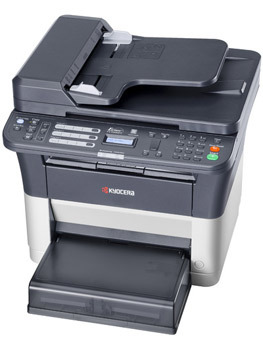 Kyocera - Ecosys FS-1120MFP Multi-function Laser printer