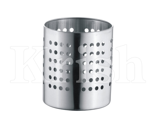 Inside Bedding Cutlery Cutlery Holder With Round Holes