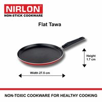 Nirlon Non-Stick Coated Dishwasher Safe 6 Piece