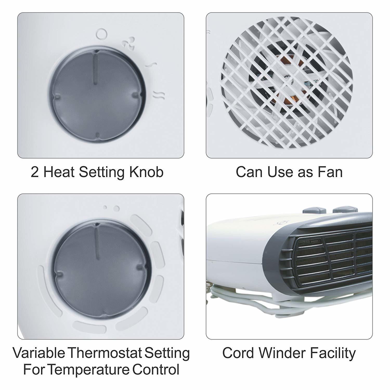 Orpat OEH-1260 2000 Watt Fan Heater