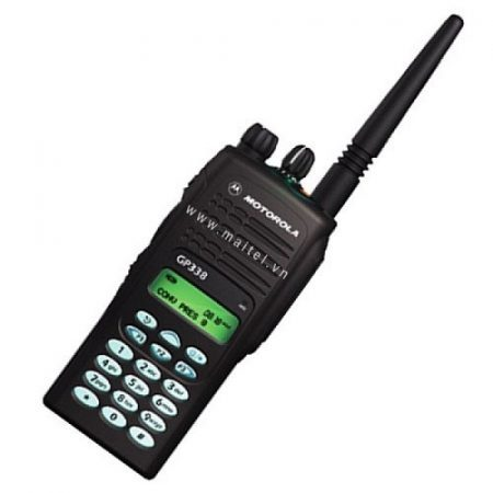 Motorola Walkie Talkie GP-338