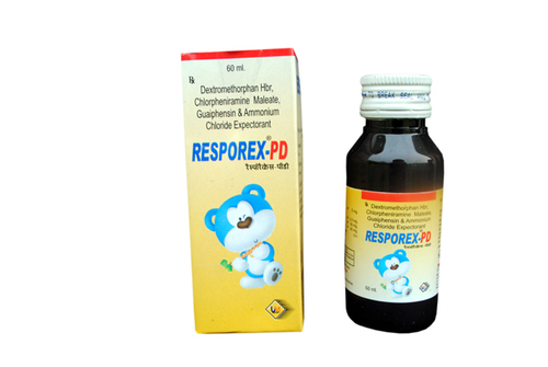 Resporex-PD syp
