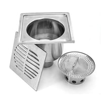 STAINLESS STEEL AMUL TRAP