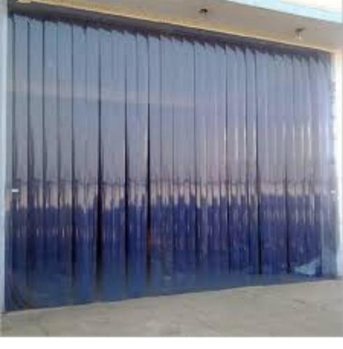 PVC FLEXIBEL  CURTAIN  STRIPS
