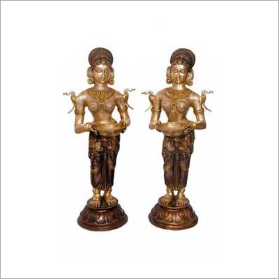 Decorative Brass Metal Statue