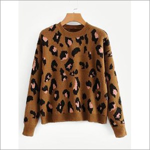 Ladies Designer Sweater