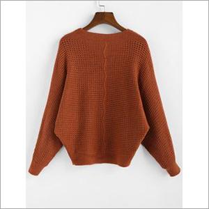 Womens Full Sleeve Sweater