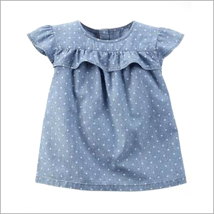 Kids Polka Dot Printed Top