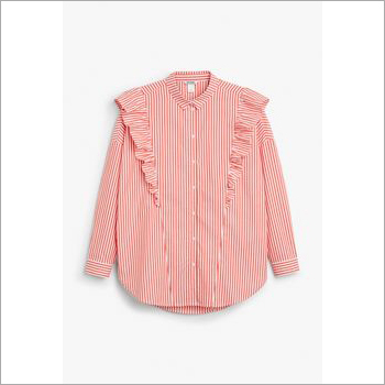 Kids Full Sleeve Pink Top
