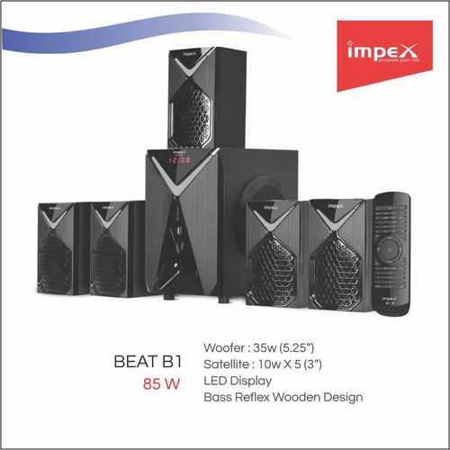 IMPEX Speaker 5.1 (BEAT B1)