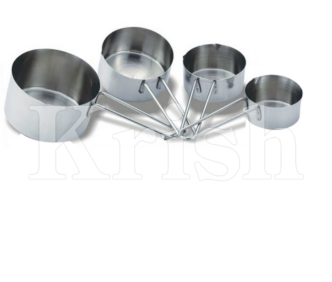 Wire Handle Measuring Cup Set