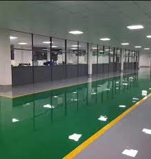 Solvent Based Epoxy Floor Coating