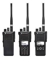 Walkie talkie Motorola XIRP8668i