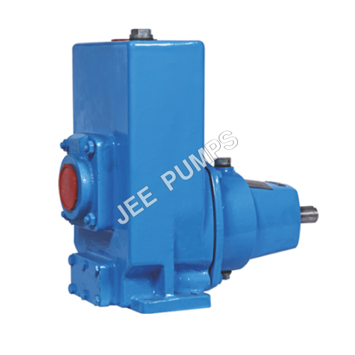 Non Clog Impeller Pump