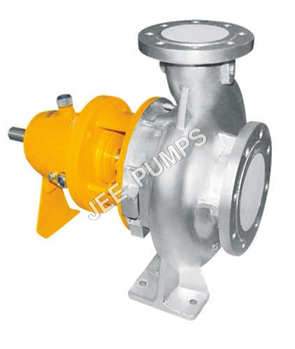 Semi Automatic Horizontal Centrifugal End Suction Pump