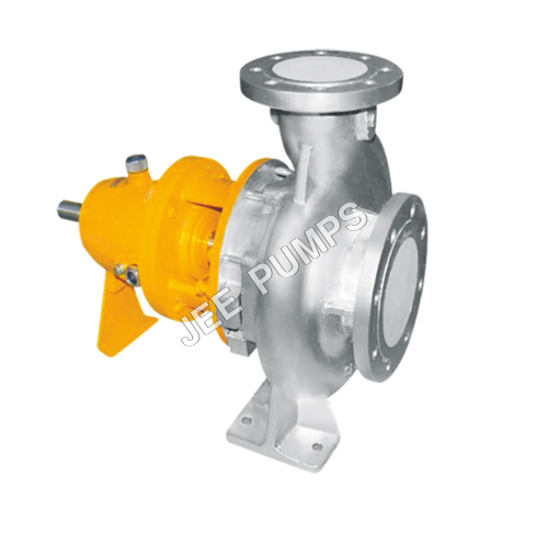 Single Stage Horizontal Centrifugal End Suction Pump