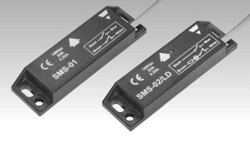 Safety Magnetic Sensors