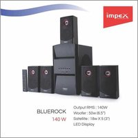 IMPEX Speaker 5.1 (BLUE ROCK)