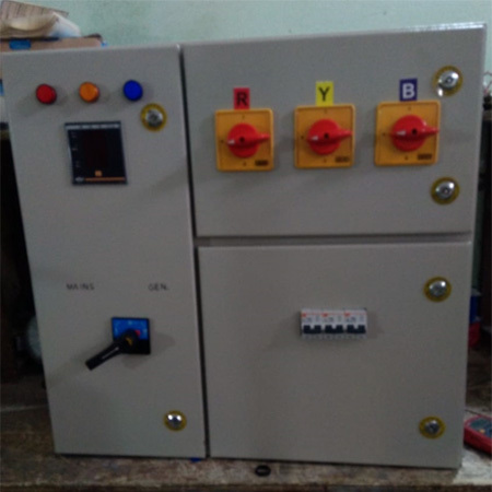 Electric Distribution Panel