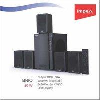 IMPEX Speaker 5.1 (BRIO)
