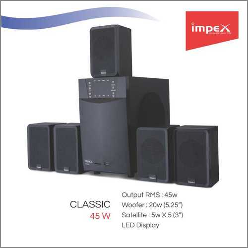 IMPEX Speaker 5.1 (CLASSIC)