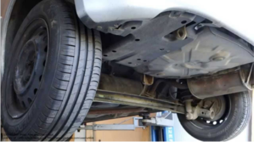 Underbody Coatings