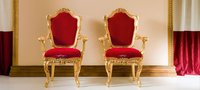 antique pair of chair