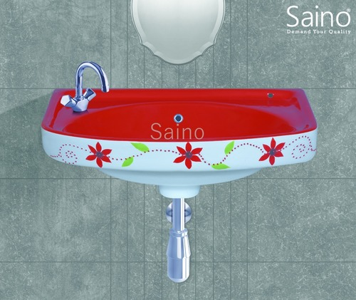 18 x 12 PRINTED DESIGNER WASH BASIN