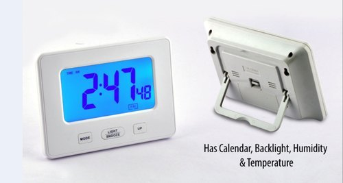 Digital Table Clock