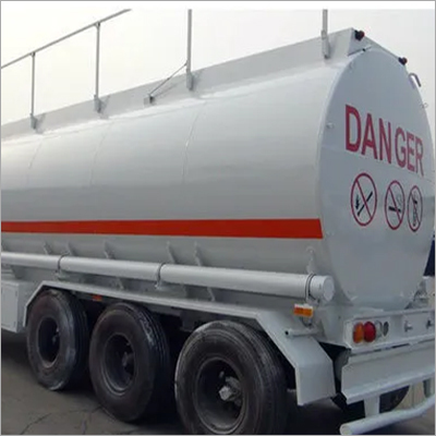 Petroleum Tanker Trailer