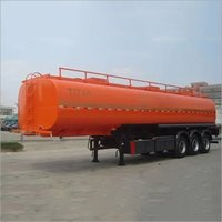 Road Tanker Trailer
