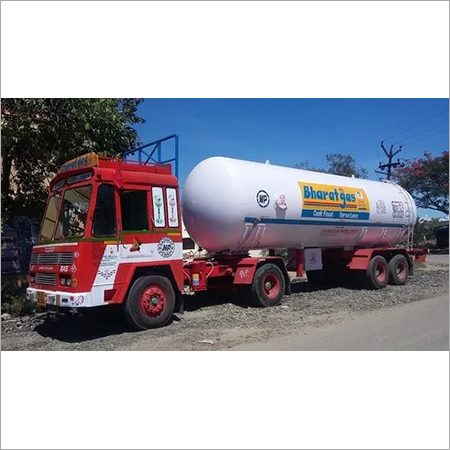 Gas Road Tanker