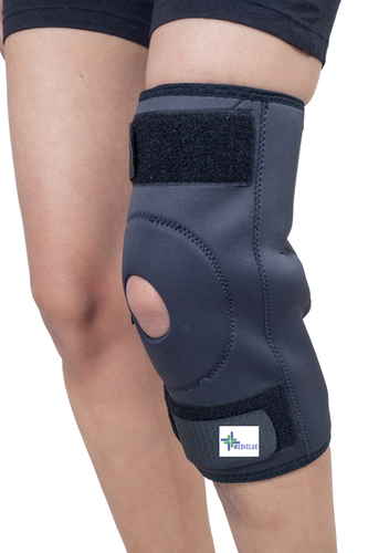 Open Patella Hinged Knee Support