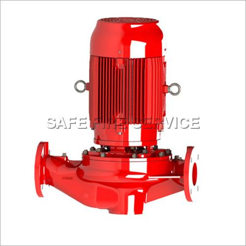 Vertical In Line Pump