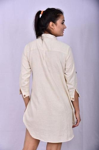 Ladies Beach Long Shirt