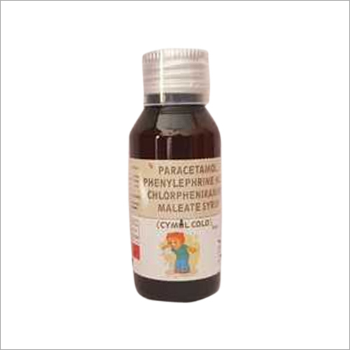 Paracetamol Phenylephrine Hcl Chlorpheniramine Maleate Syrup