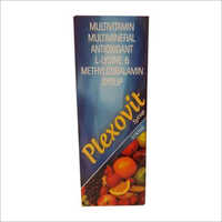 Multivitamin Multi Mineral Antioxidant L-lysine And Methylcobalamin Syrup