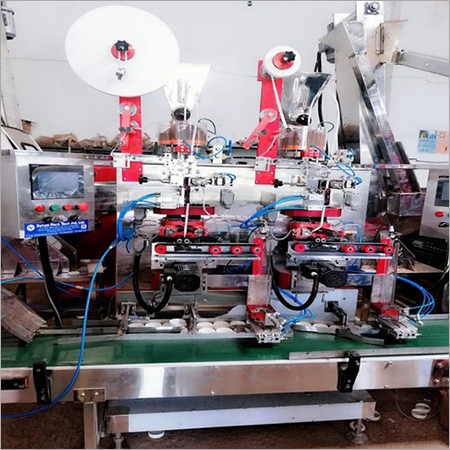 High Speed Automatic Snus Packing Machine